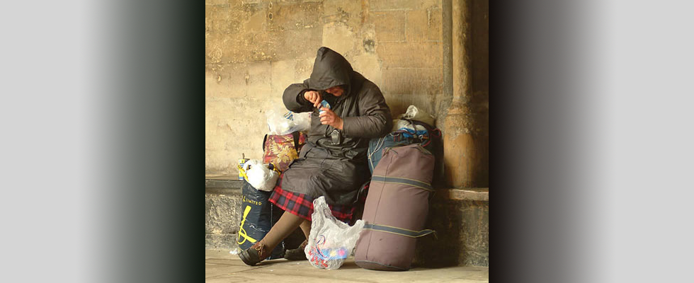 Homeless activationHERO101