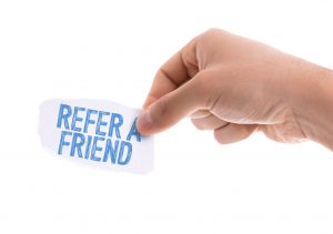 Refer a friend and save on your unlimited Internet