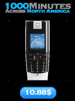 Téléphone numérique à domicile VoIP