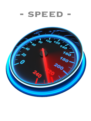 Find the right Internet speed plan for your home usage. unlimited Internet means you can download all you like, but the right Internet speed will insure you can do all you want to do at one time.